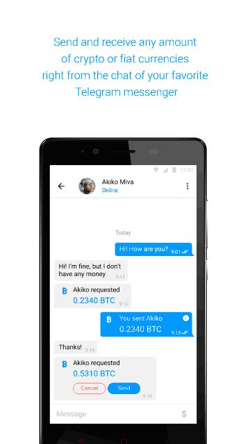 TransCrypt launches payments messaging app
