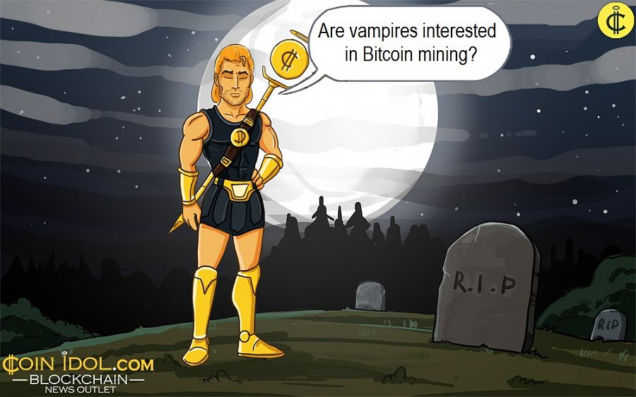 Are vampires interested in Bitcoin mining?