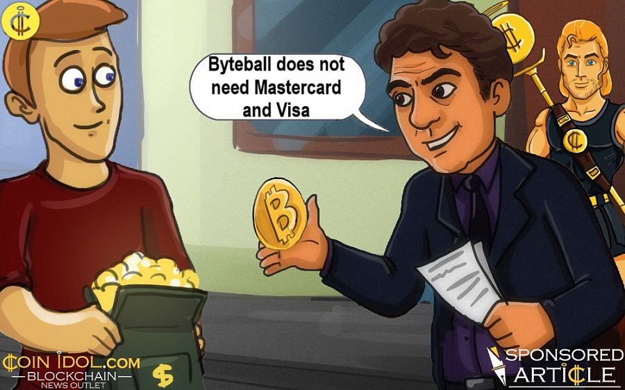 Byteball needs no Mastercard