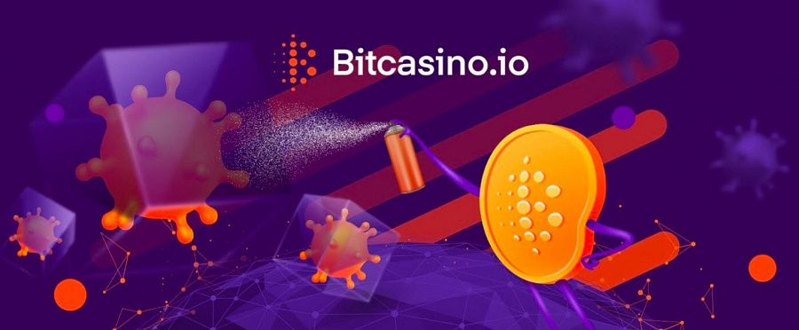 Bitcasino launched charity poker tournament