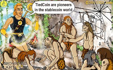 Inception of TiedCoin and Its Implication on the Cryptocurrency World