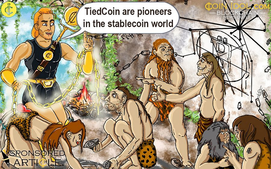 TiedCoin implications in cryptocurrency