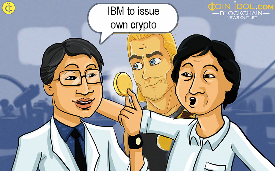 According to the vice president of IBM Blockchain Jesse Lund, the firm has made discussions with two major lenders on issuing a crypto which is pegged 1:1 to USD.