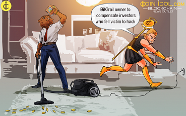 BitGrail Owner to Compensate Investors who Fell Victim to Hack