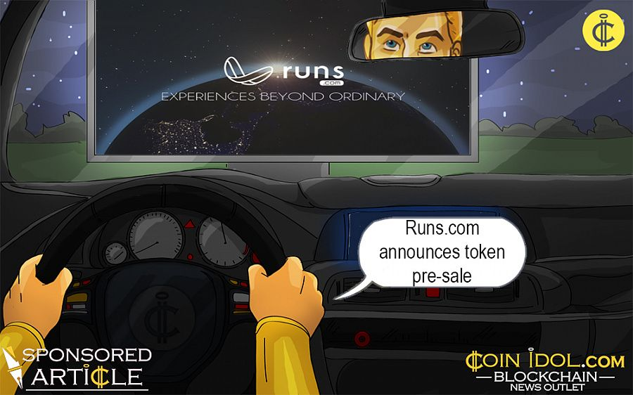 Runs.com announces token pre-sale
