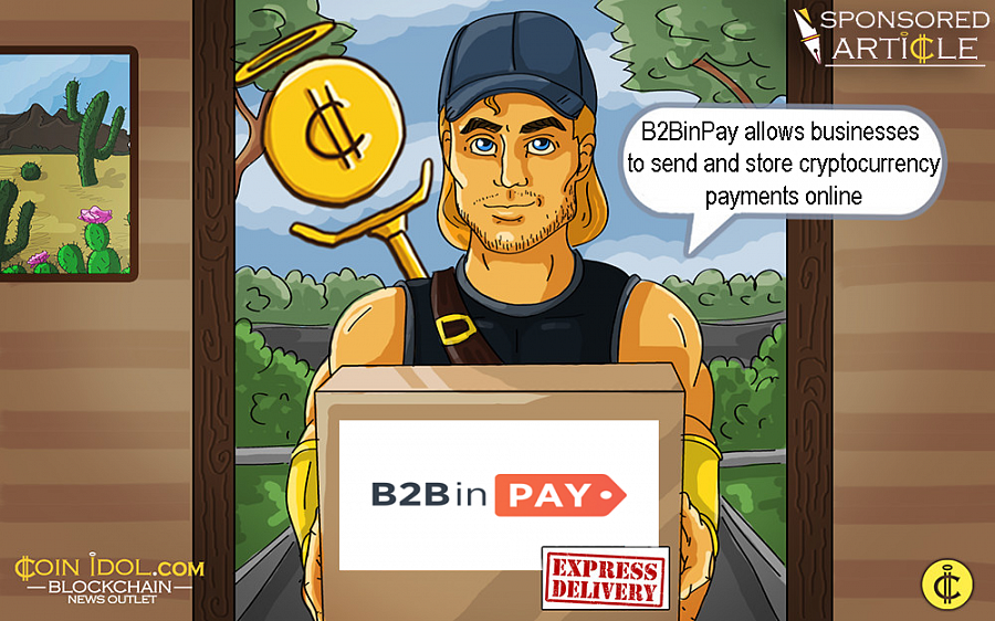 B2BinPay is an all-in-one global cryptocurrency payment solution allowing businesses to send, receive, store, exchange and accept cryptocurrency payments online, safely, securely and at a reduced cost.