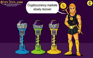 Cryptocurrencies Slowly Recover Amidst Sleepy Markets