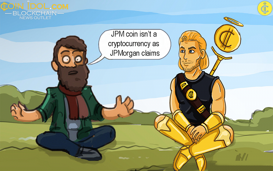 The giant U.S. bank, JPMorgan, declared plans to roll out JPM Coin on February 14 and has shown love for cryptocurrency on Valentine's Day.