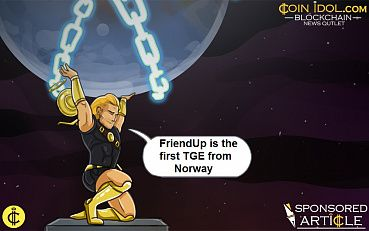 FriendUp - First TGE From Norway Where Transparency and Trust are Abundant