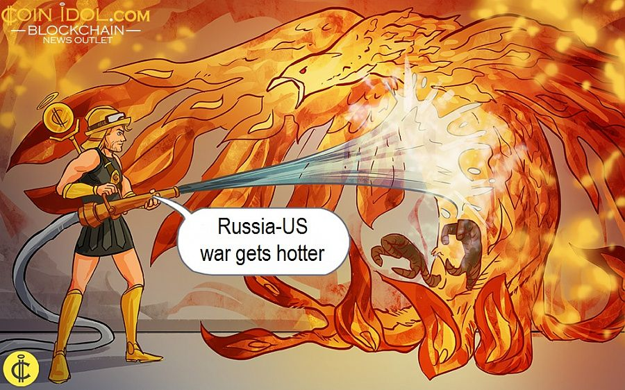 Russia-US war gets hotter