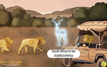 South Africa to Tax any Activity Related to Cryptocurrencies, Such as Bitcoin