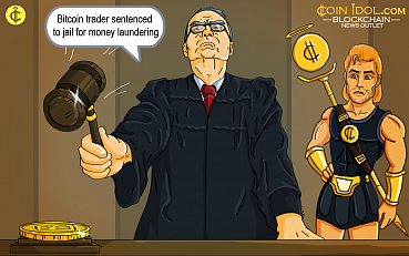 U.S. Bitcoin Trader Sentenced to Jail for $164,700 Money Laundering Using BTC