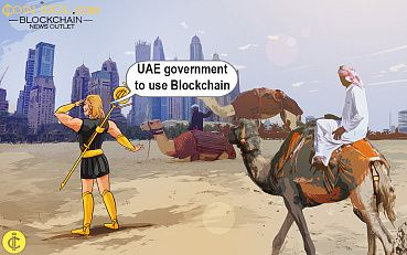 UAE Government Plans on Using Blockchain for 50% of Its Operations