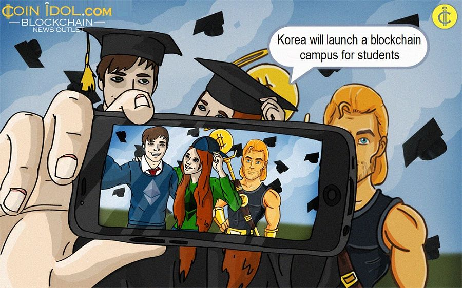 Korea will launch a blockchain campus for students