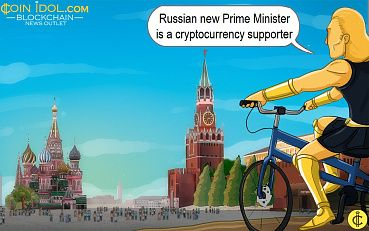Russia Gets a Cryptocurrency Enthusiastic Prime Minister