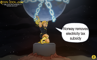 Norway Removes Electricity Tax Subsidy for Crypto Miners