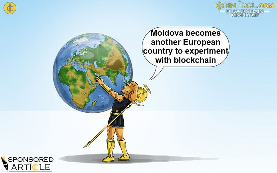Moldova experiments with blockchain