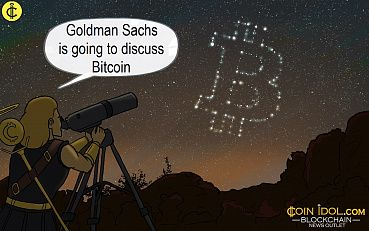 Goldman Sachs is Hosting a Call to Discuss Bitcoin Among Other Economic Issues