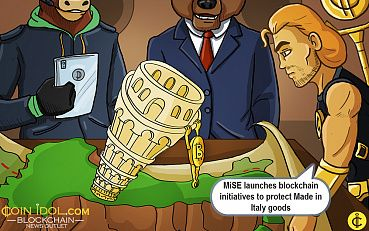 MiSE Launches Blockchain Initiatives to Protect Made in Italy Goods