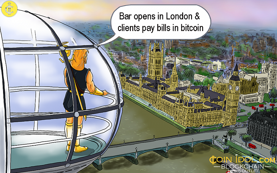 "BrewDog has officially ""opened a new big branch in London's Canary Wharf,"" where clients can go and pay the bills using crypto especially Bitcoin."