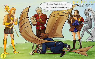 Cryptocurrency Addiction is Entering Football in Italy