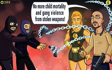 Smart Guns And Blockchain Against Child Mortality And Gang Violence