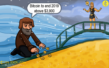 Bitcoin to End 2019 Above $3,900, no Need for ETF