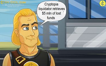 Cryptopia's Liquidator Retrieves $5 Mln, Users to Wait Longer than Expected