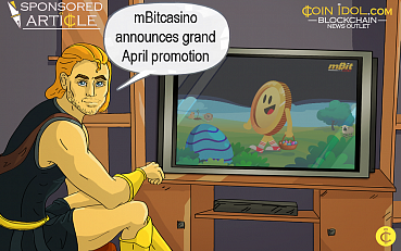 mBitcasino Announces Grand April Promotion
